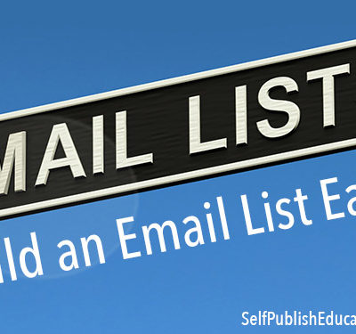 Build an Email List Early On