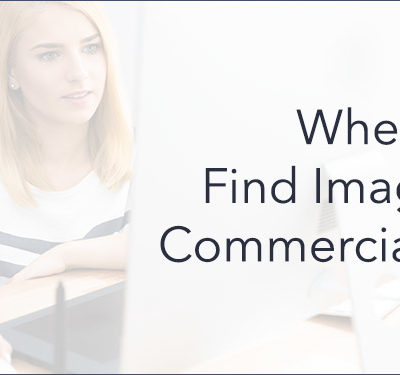 Where Do I Find Images for Commercial Use?