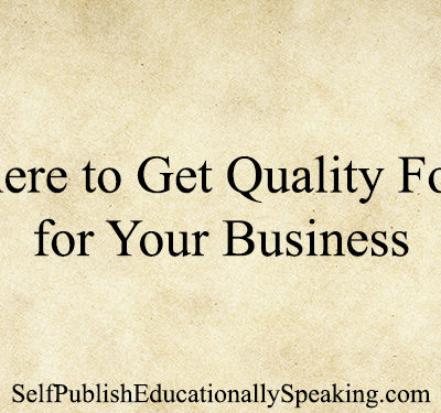 Where to Get Quality Fonts for Your Business